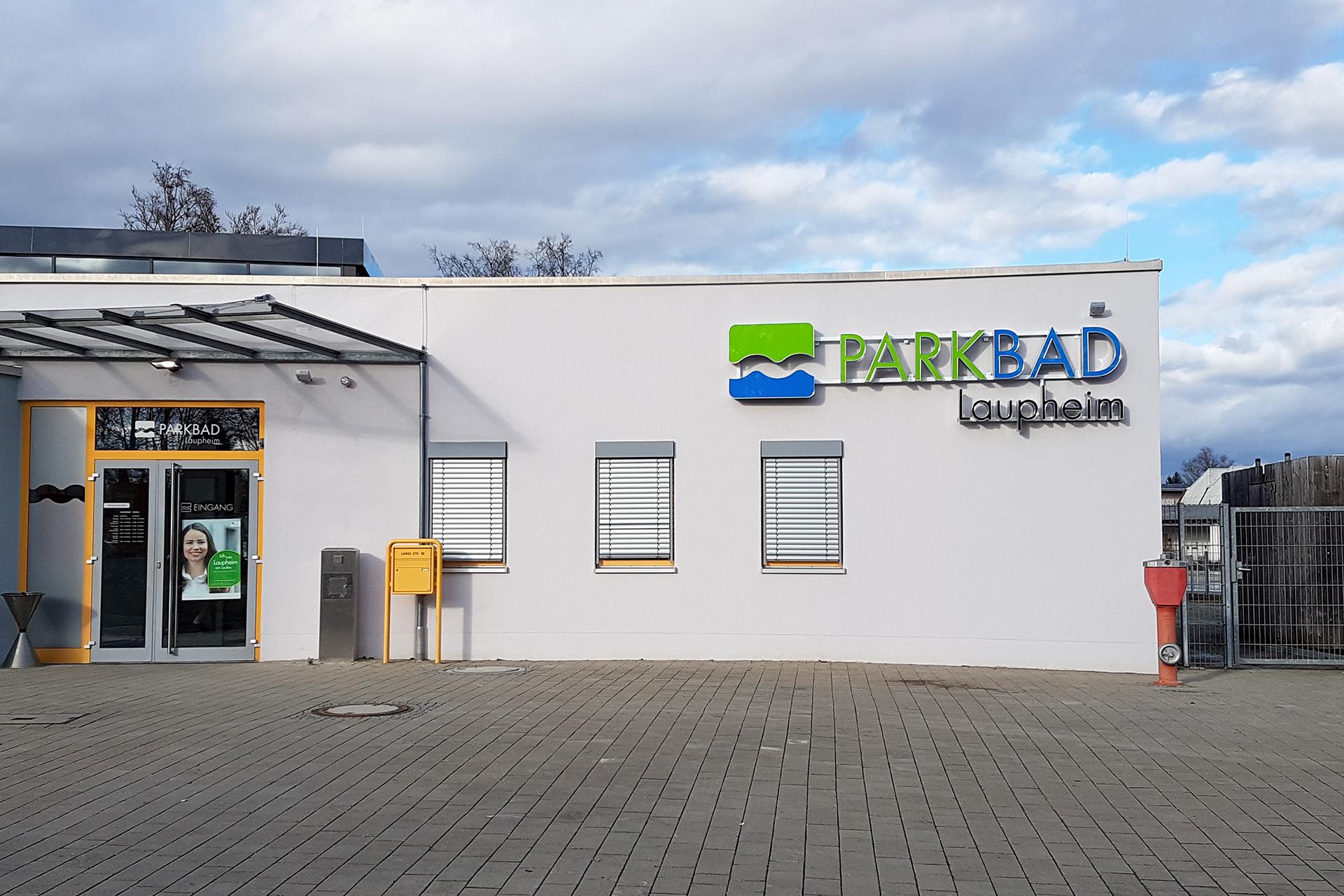 Parkbad Laupheim